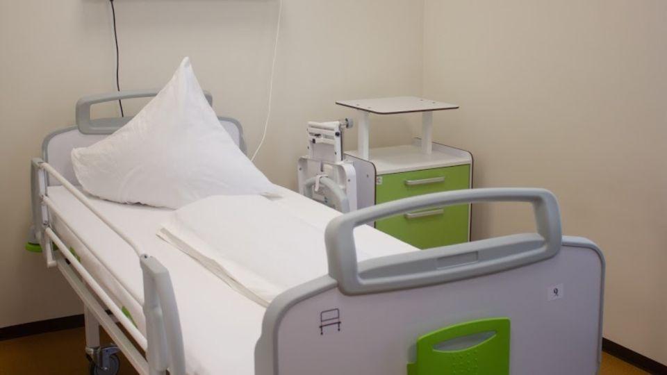 Больница. Палата