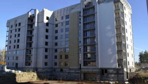 Барнаулкапстрой не может найти подрядчика на достройку ЖК Парковый на Горе