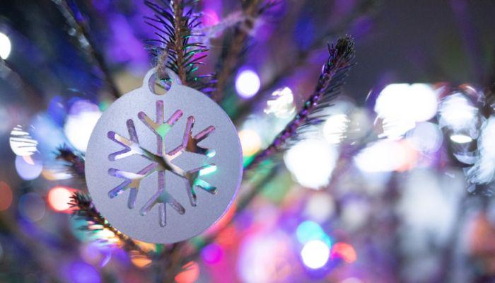 Пылает и горит: Барнаул к Новому году украсили десятки световых фигур и гирлянд