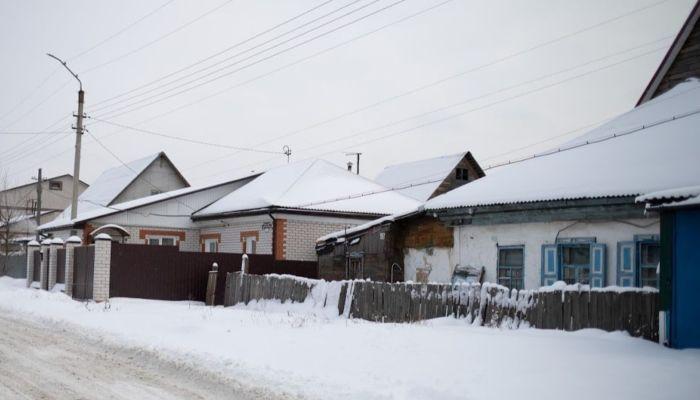 Почти три десятка домов около центра Барнаула оказались на будущей магистрали