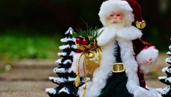 Врачи: от бороды Деда Мороза можно заразиться коронавирусом