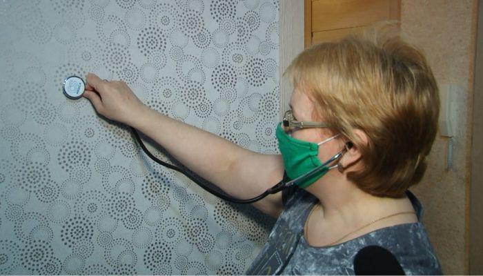 Коммунальный патруль: гудящий дом на Потоке в Барнауле не дает покоя жильцам