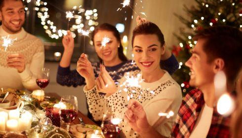 Отравления и переломы: как встретить Новый год без последствий