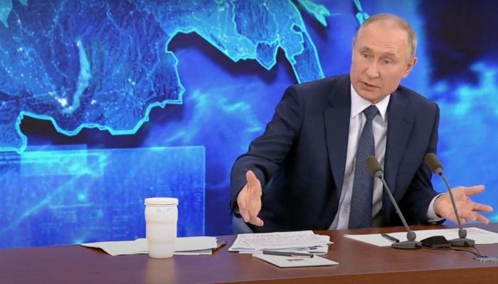 А Вы смотрели? Путина спросили о видео с участием Артема Дзюбы