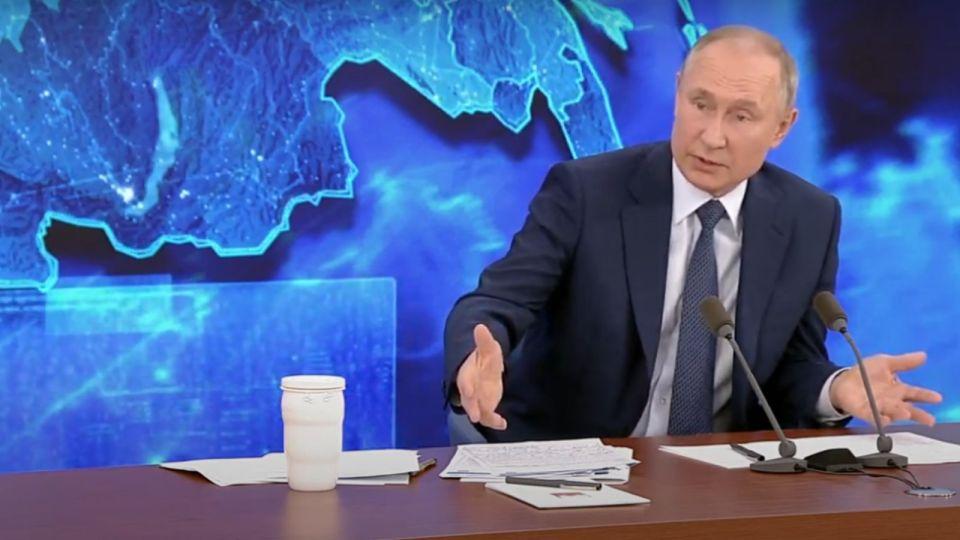 """""""А Вы смотрели?"""" Путина спросили о видео с участием Артема Дзюбы"""
