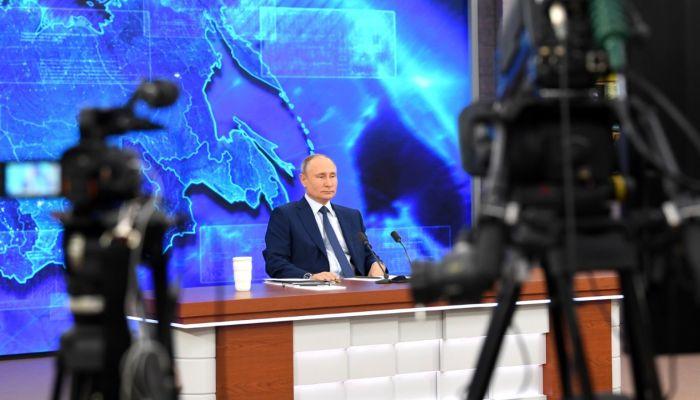 Не про Дзюбу. Какие вопросы я не задал президенту Путину
