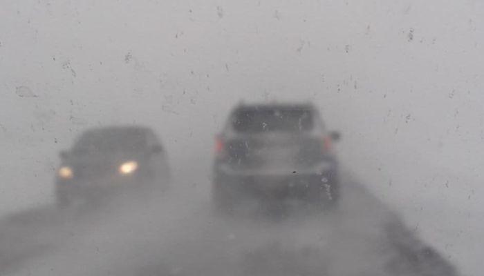 Водителей предупреждают о плохой видимости на трассе Барнаул-Бийск