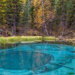 Алтай признали одним из самых популярных направлений для отдыха на озерах