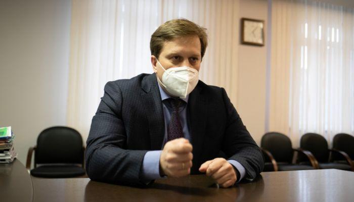 Министр Попов рассказал о своем главном достижении в 2020 году