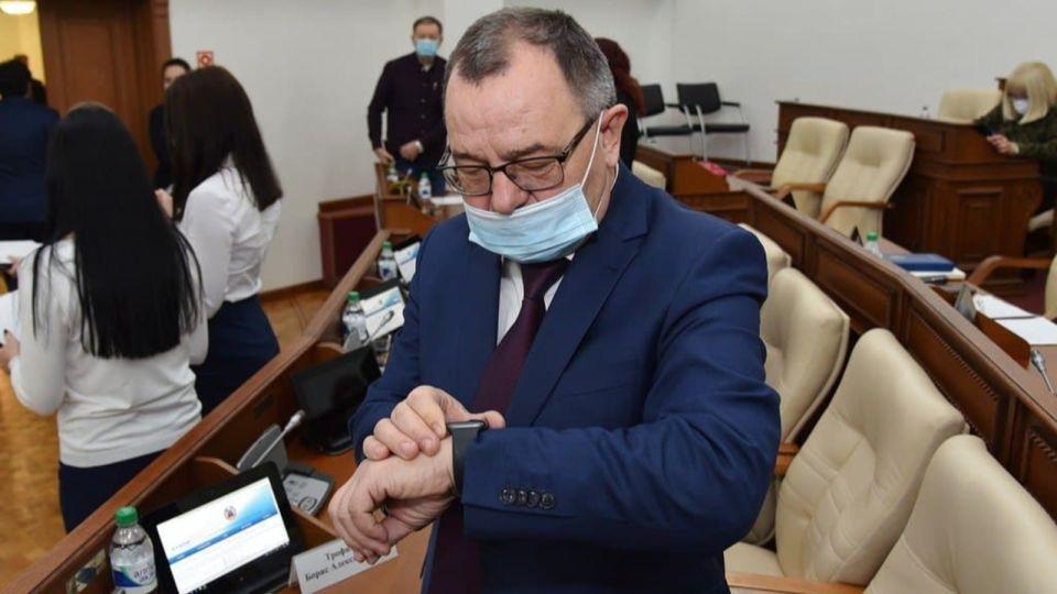 Один из опытнейших политиков Алтая  Борис Трофимов не пойдет на выборы 2021 года