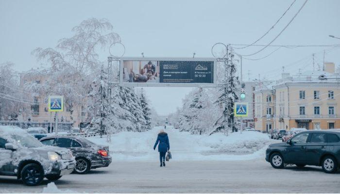 ГИБДД предупреждает жителей Алтая о возросшем риске аварий во время мороза