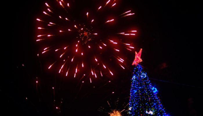 Из-за коронавируса в Бийске отменили традиционный новогодний салют