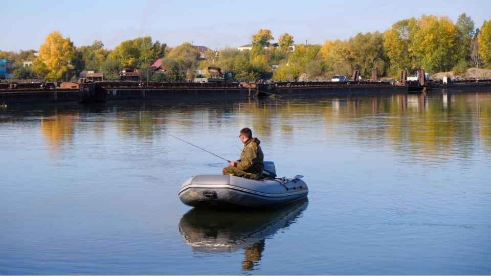 Алтайский край. Река Бия