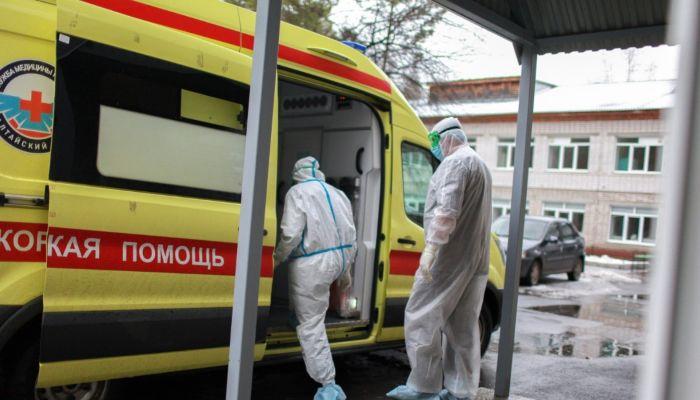 16 человек умерло за сутки в Алтайском крае, новых случаев заражения 219