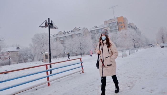 Экстремальные морозы в Сибири могут ухудшить ситуацию с коронавирусом
