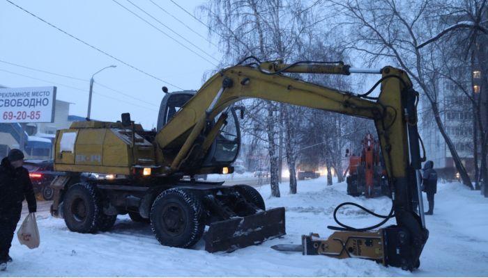 В Горно-Алтайске ввели режим повышенной готовности из-за морозов