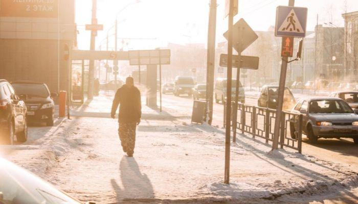 Тепло и снежно: в Гидрометцентре рассказали о погоде на Алтае в новогоднюю ночь