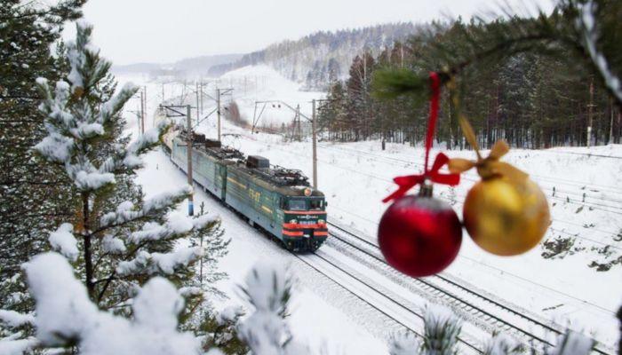 В Алтайском крае изменится расписание пригородных поездов на праздниках