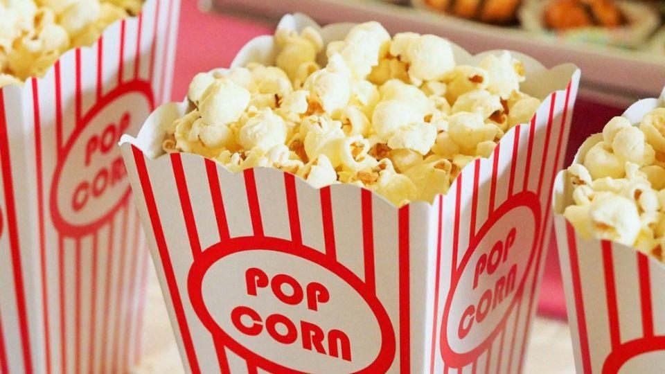 Кино. Попкорн
