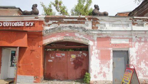 За сгоревший дом купца Сухова в Барнауле, оцененный в рубль, заплатили 8,8 млн