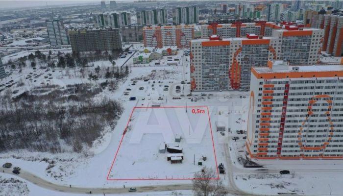 Барнаульский квартал новостроек могут уплотнить еще одной 16-этажкой
