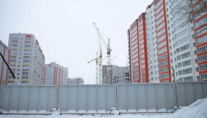 В 2020 году застройщикам Барнаула пришлось отложить ввод четырех многоэтажек