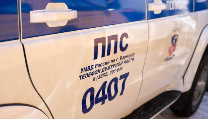 В полиции рассказали о прошедшей новогодней ночи в Алтайском крае