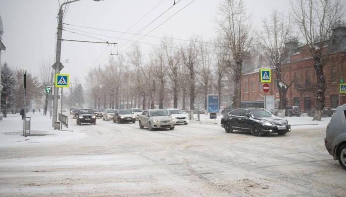 На дорогах Барнаула будут 10 дней ловить пьяных за рулем
