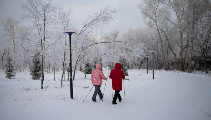 Морозный туман окутает Барнаул и районы Алтайского края 3 января