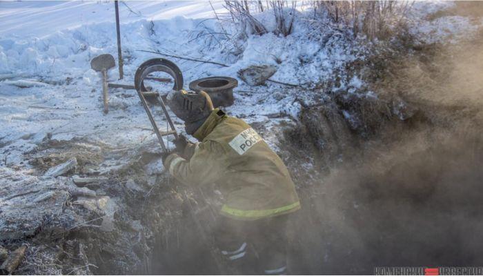 Десятки многоквартирников и соцобъекты Камня-на-Оби отрезаны от воды