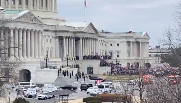 Штурм Капитолия: что произошло в митингующем Вашингтоне