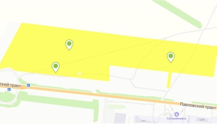 В Барнауле выставили на торги три крупных земельных участка