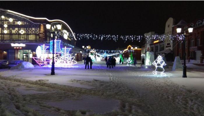 Новогодние траты Барнаула приравняли к 480 средним зарплатам