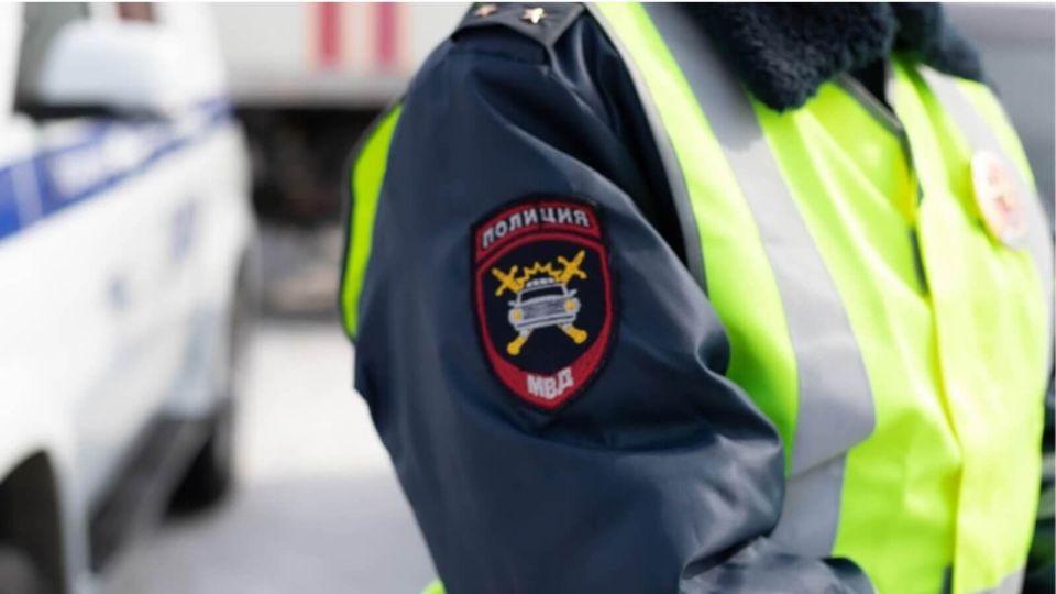 В Барнауле пьяный водитель убегал от ДПС и протаранил четыре машины
