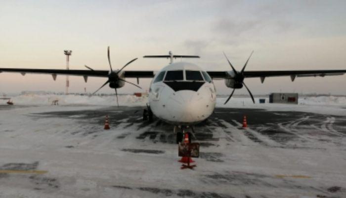 В Новосибирске начали проверку после экстренной посадки пассажирского самолета