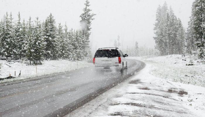 МЧС передает штормовое предупреждение из-за снежной бури