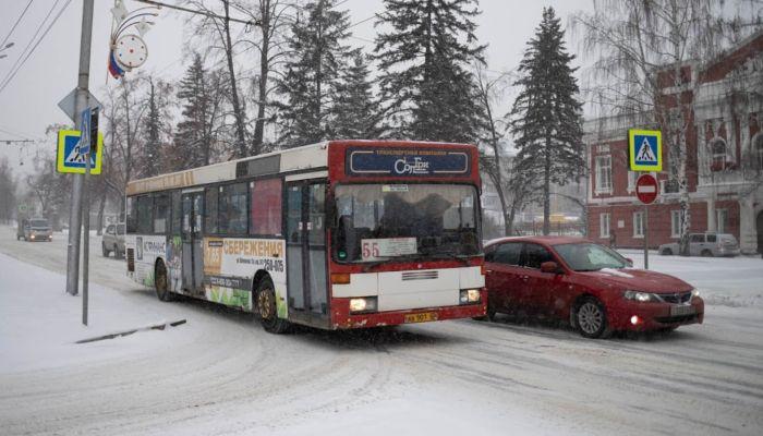 Минтранс РФ отказался давать Барнаулу и Бийску новые автобусы