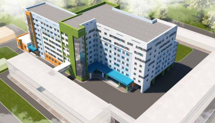 В Барнауле начнут строить здание детской хирургии за 1,5 млрд рублей