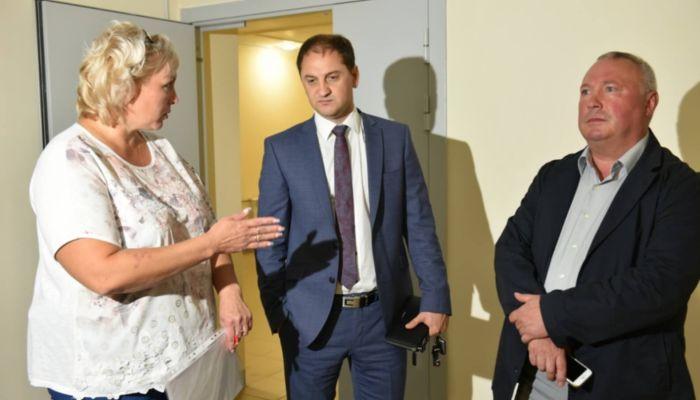 Проработавший полгода строительный вице-мэр Барнаула уходит в отставку