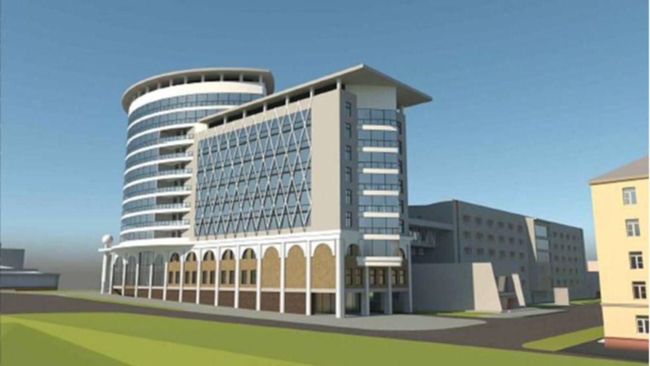 В АлтГУ рассказали, каким будет новый корпус и почему его важно строить в центре