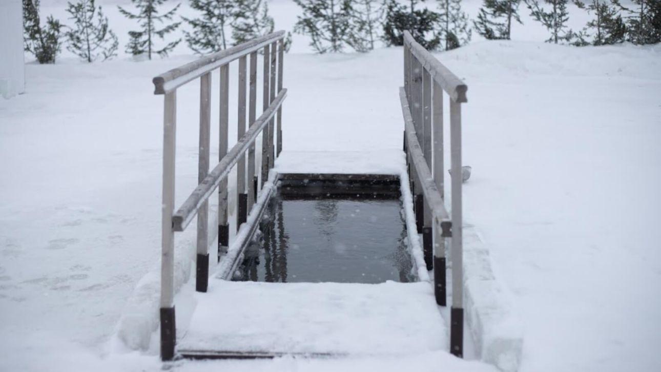 В Барнауле решили отказаться от организации купания в проруби на Крещение