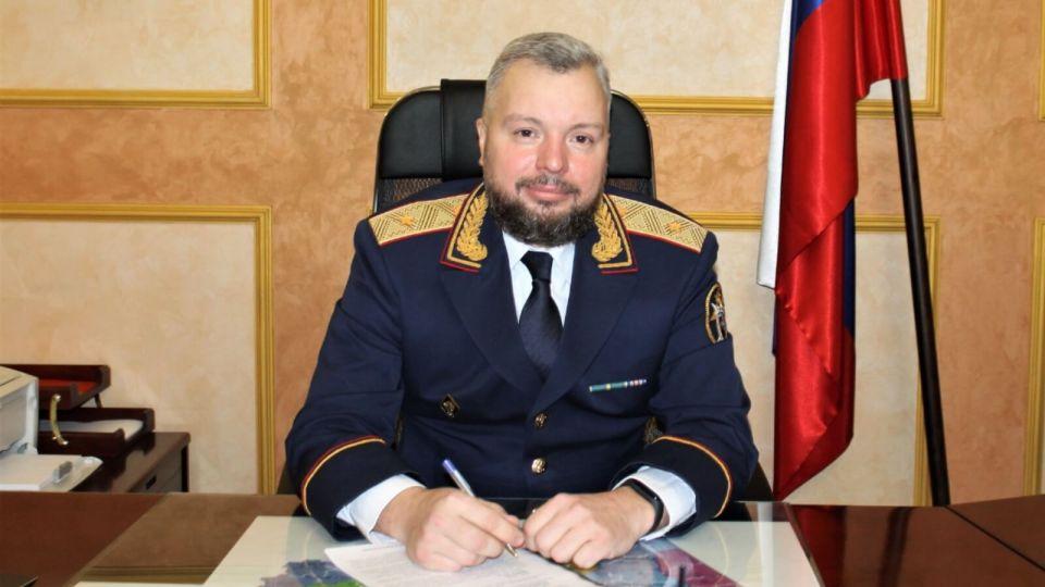 Андрей Хвостов.