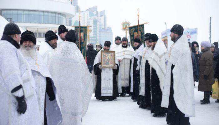 Синоптики рассказали о погоде в Алтайском крае на Крещение