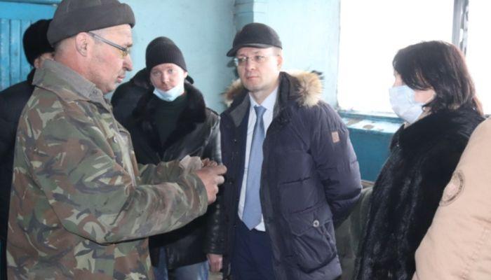 Министр ЖКХ натравил жителей Славгорода на управляющие компании