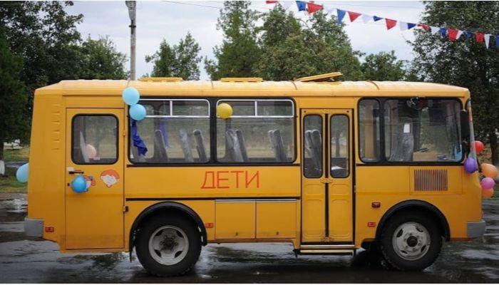 Более ста новых школьных автобусов получил Барнаул и районы Алтайского края