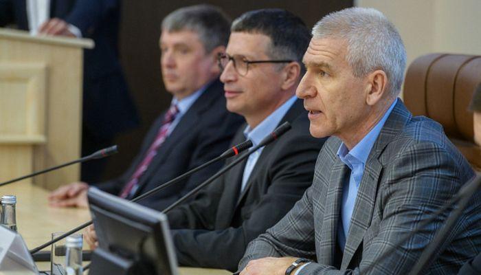 Министр спорта России Олег Матыцин посетит Барнаул с рабочим визитом
