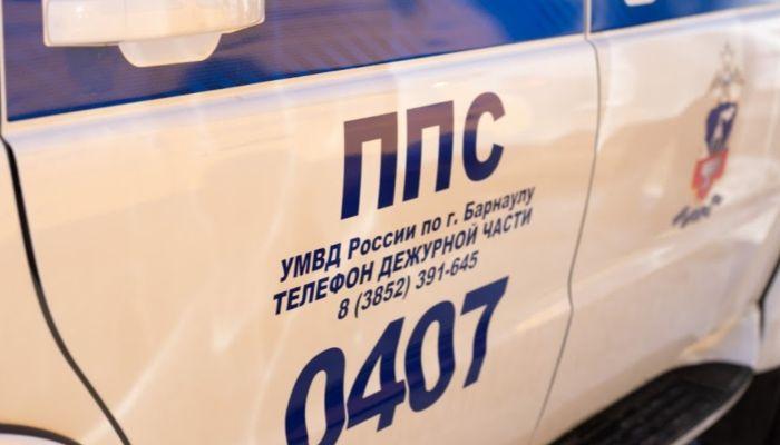 Житель алтайского села напал на бабушку и украл у нее конфеты и мороженое