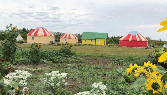 В Алтайском крае сдают в аренду юрты для самоизоляции