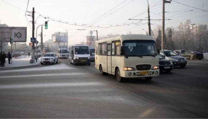 СК начал проверку инцидента с ребенком в маршрутке Барнаула