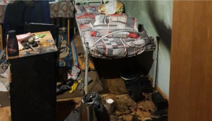 Не пожар, а задымление: в АлтГТУ рассказали подробности ночного возгорания